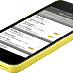 OSS Sampler 1.6 iphone5c yellow