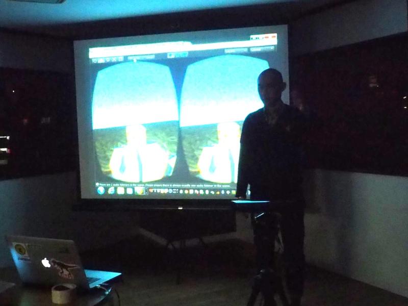 Oculus体験・勉強会「VRコンテンツ制作入門」