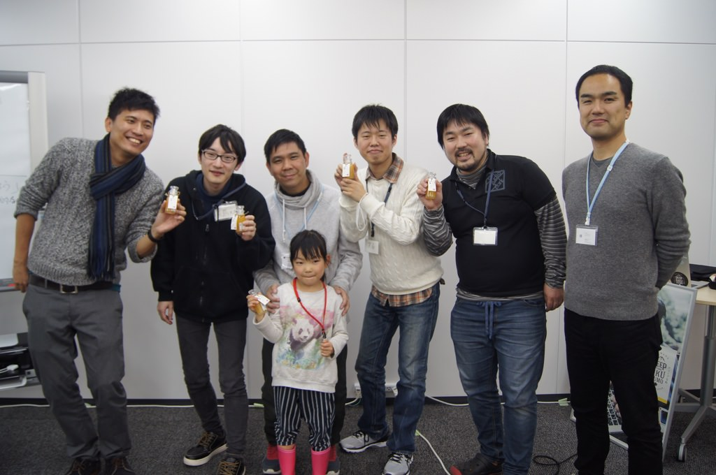 201711 XR GameJam 島根会場 トルクス賞