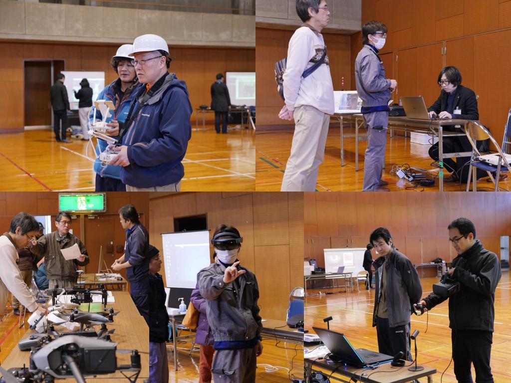 2月20日 津和野町 次世代IoTデバイス体験会