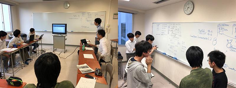 松江高専 プロコン torques animalcapture