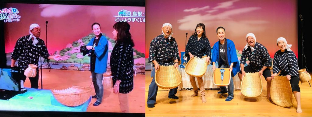 2019 torques メディア掲載 NHK BSプレミアム ぐっさん かたせ梨乃 トラック旅