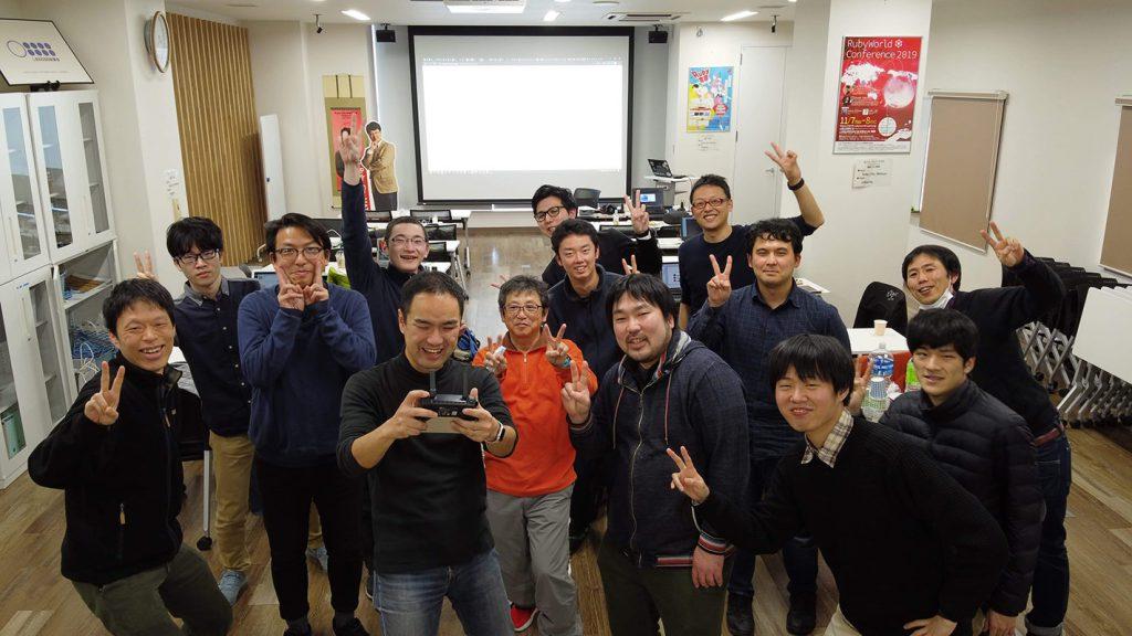 2020 smcn 05 xrshimane 地域おこしXR研究会 mavic mini